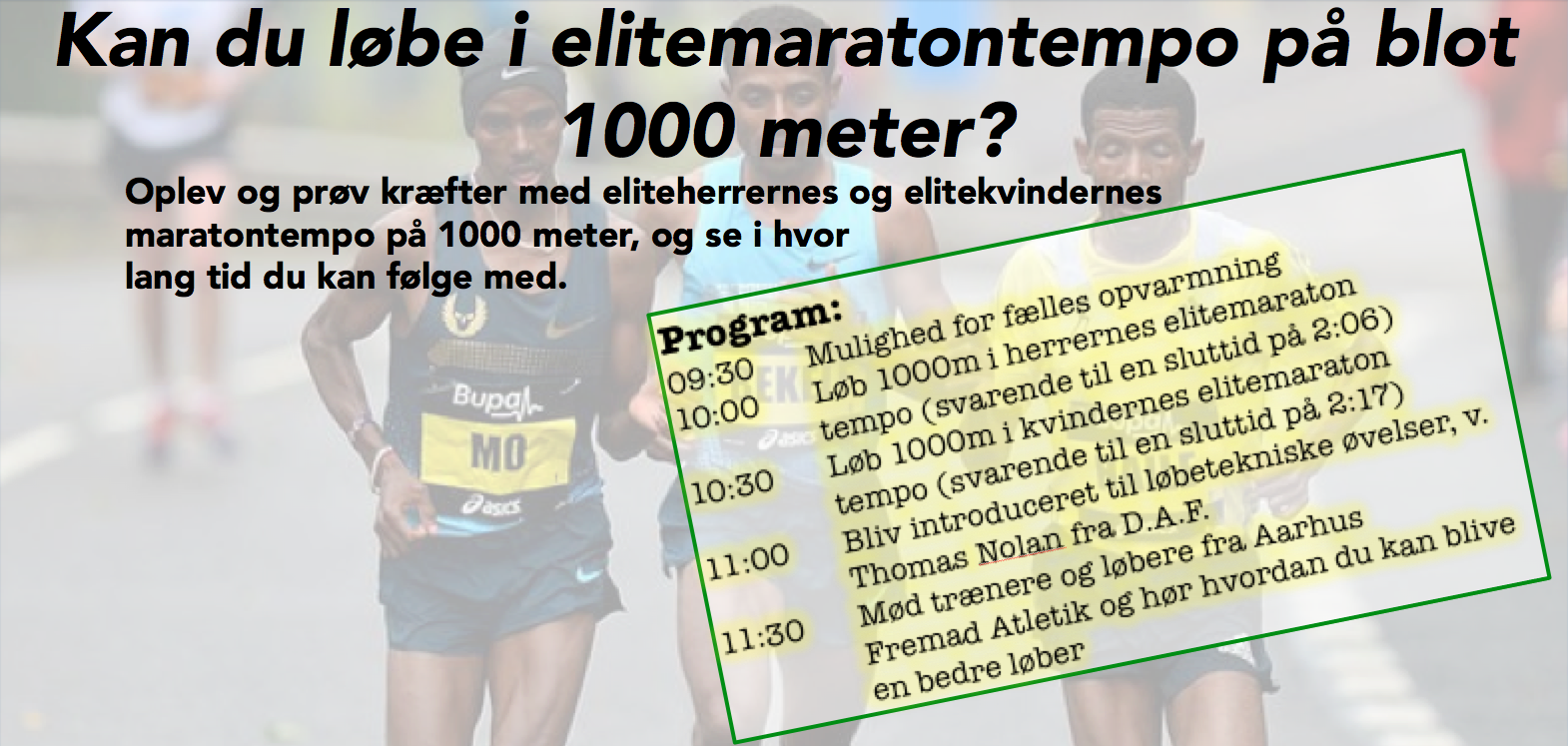 Thumbnail til løbearrangement Vejlby